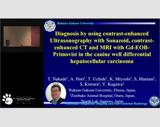 Diagnosis by Using Contrast-Enhanced Ultrasonography w_ Sonazoid, Contrast-enhanced CT & MRI w_ Gd-EOB-Primovist in the Canine Well Differential Heptocellurlar Carcinoma